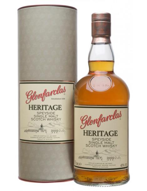 Виски GLENFARCLAS Heritage 40% OF 0,7л