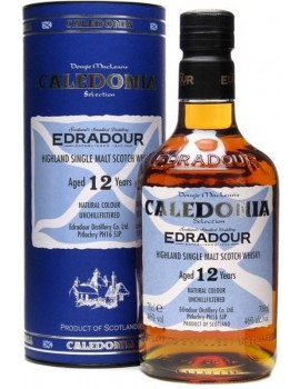 Виски EDRADOUR CALEDONIA 12 years 46% OF 0,7л