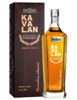 Виски KAVALAN 40% OF 0,7л