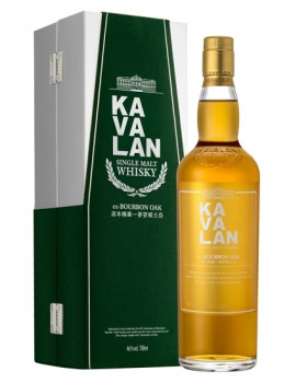 Виски KAVALAN ex-Bourbon Oak 46% OF 0,7л