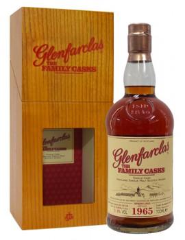 Виски GLENFARCLAS 1965 Family Casks 51.8% 0,7л