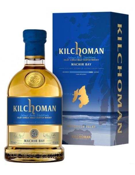 Виски Kilchoman Machir Bay 0,7 46%