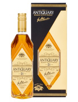Виски ANTIQUARY 21 years 43% OF 0,7л