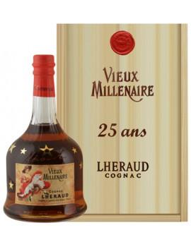 Коньяк Lheraud Cognac Vieux Millenaire wood 43% 0,7л