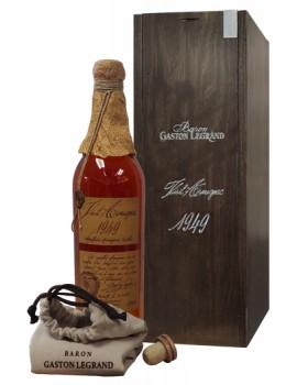Арманьяк Baron G. Legrand 1949 Bas Armagnac 40% 0,7л