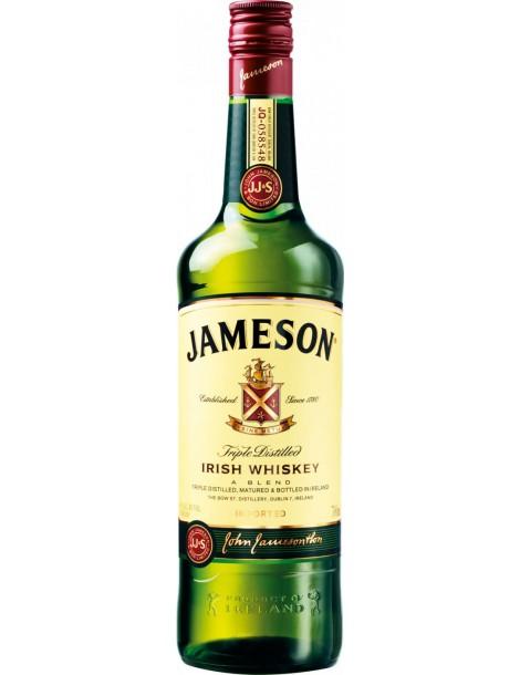 Виски Jameson 40% 0.7 л, gift box