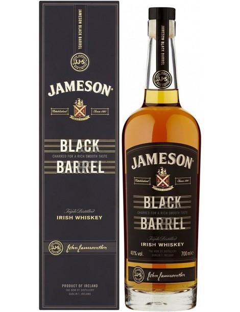 Виски Jameson Black Barrel 40% 0.7 л, gift box