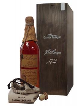 Арманьяк Baron G. Legrand 1934 Bas Armagnac 40% 0,7л