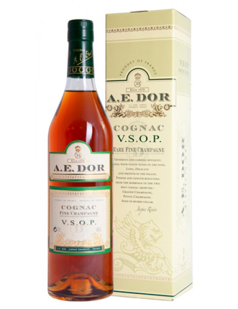 Коньяк A.E.DOR VSOP Rare Fine Champagne 40% 0,7л