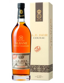 Коньяк A.E.DOR Albane Grande Champagne 40% 0,7л