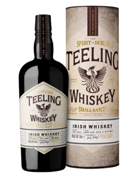 Виски TEELING Irish Whiskey Blend 46% OF 0,7л п/уп (туба)