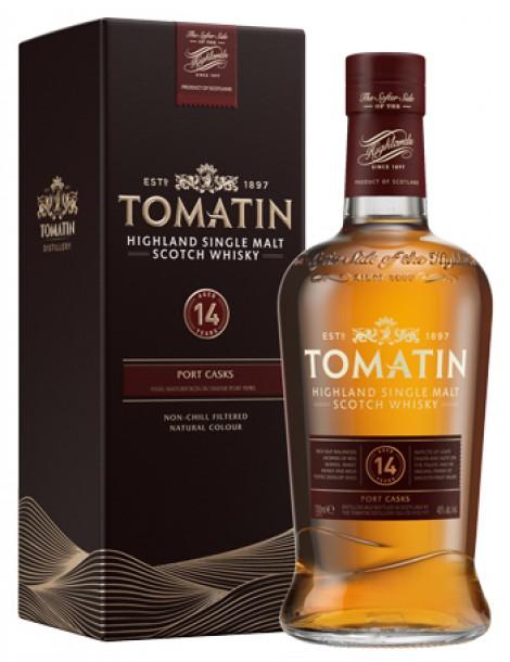 Виски TOMATIN 14  years 46% OF 0,7л