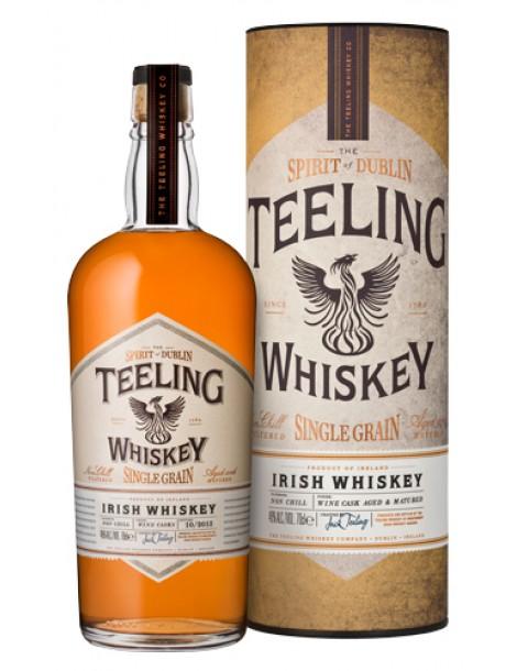 Виски Teeling Single Grain 0,7 46%