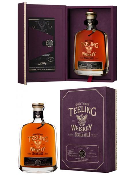 Виски Teeling Single Malt 30 years 0,7 46%