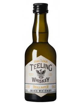 Виски Teeling Irish Whiskey Blend 46% OF 0,05л