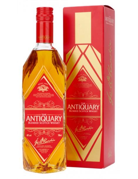 Виски ANTIQUARY 40% OF 0,7л п/y (картон)