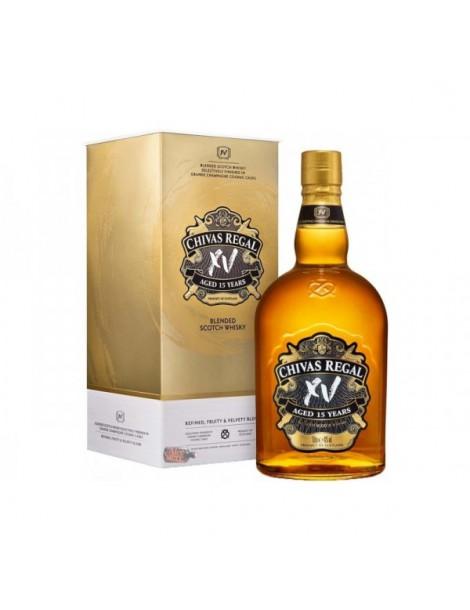 Виски Chivas Regal 15 years old 40% 0,07 л