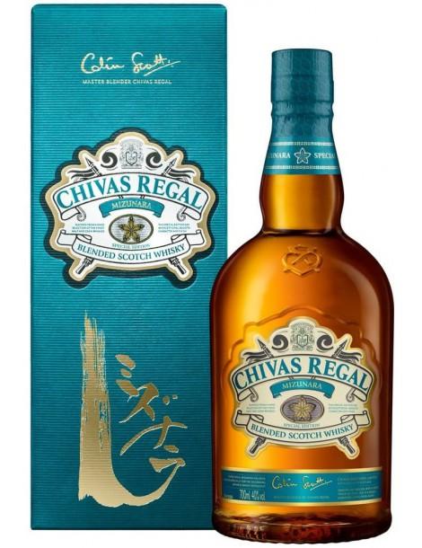 Виски ЧИВАС РИГАЛ МИДЗУНАРА 40% 0,7л
