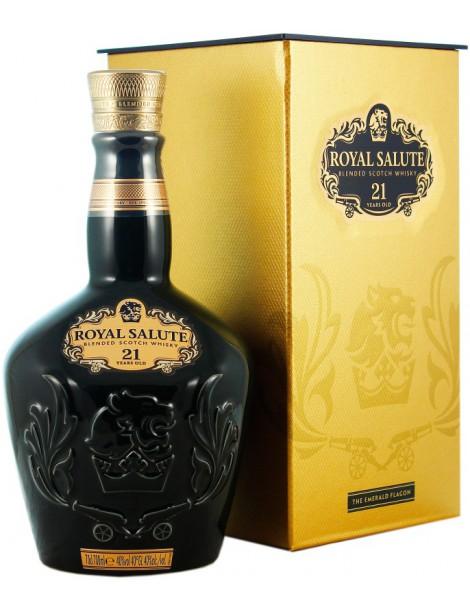 Виски Royal Salute 21 years 40% 0,7