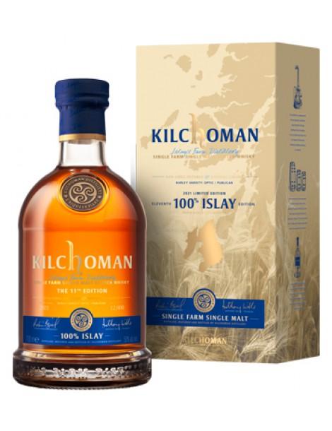 Виски Kilchoman 100% Islay 0,7 50%