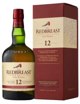 Виски REDBREAST 12 YO 40% 0,7л п/уп