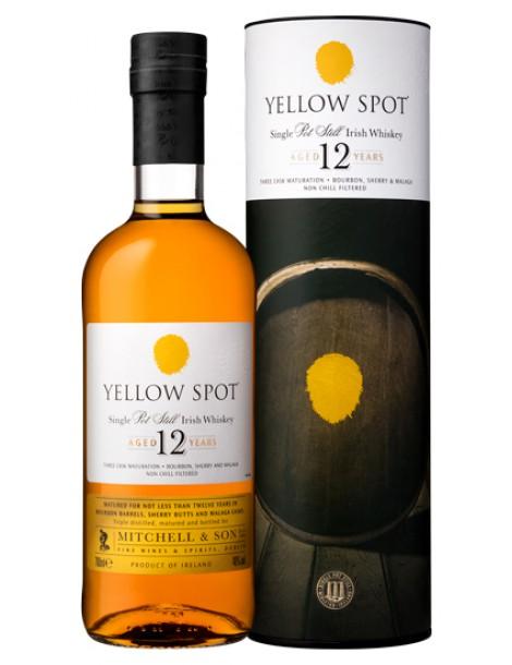 Виски YELLOW SPOT 12 YO 46% 0,7л п/уп