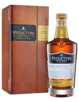 Виски MIDLETON Barry Crockett 46% 0,7л п/уп