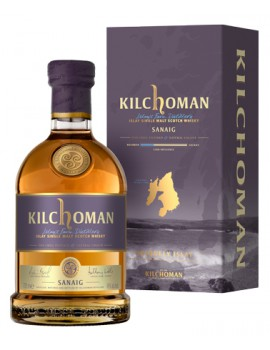 Виски KILCHOMAN Sanaig 46% OF 0,7л