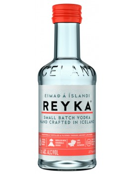 Водка REYKA Small Batch Vodka 40% 0,05л