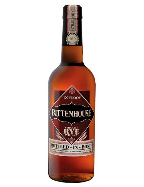 Виски Rittenhouse Rye Bottled-in-Bond 50% 0,75 л
