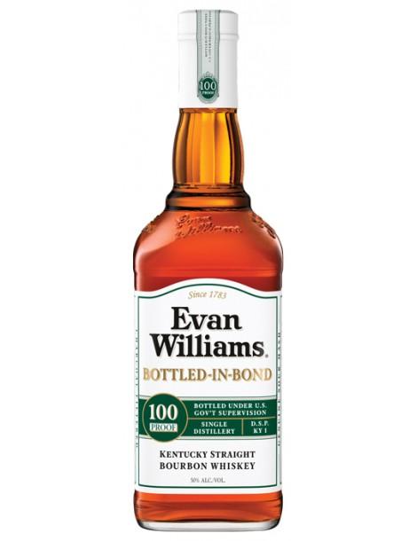 Виски Evan Williams Bottled-in-Bond 50% 0,75
