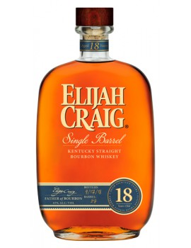 Виски ELIJAH CRAIG Single Barrel 18 Years 45% OF 0,75л