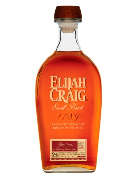 Виски ELIJAH CRAIG Small Batch 47% OF 0,75л