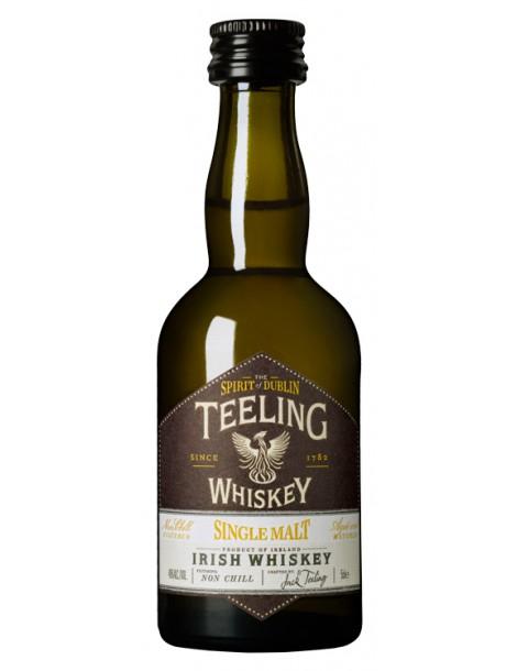 Виски Teeling Single Malt 0,05 46%