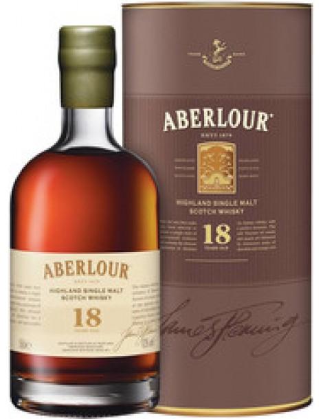 Виски Aberlour 18 YO 40% 0,5л