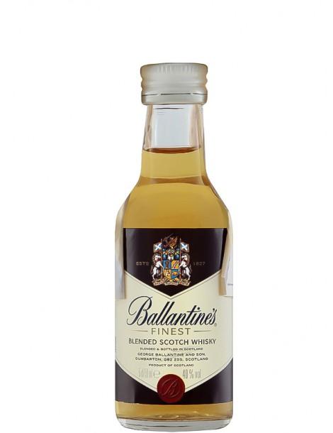Виски Ballantine's Finest 40% 0,05 л