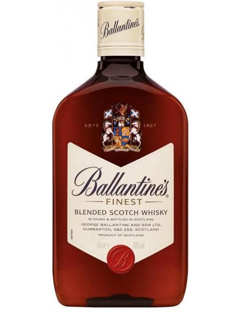 Виски Ballantine's Finest 40% 0,5 л