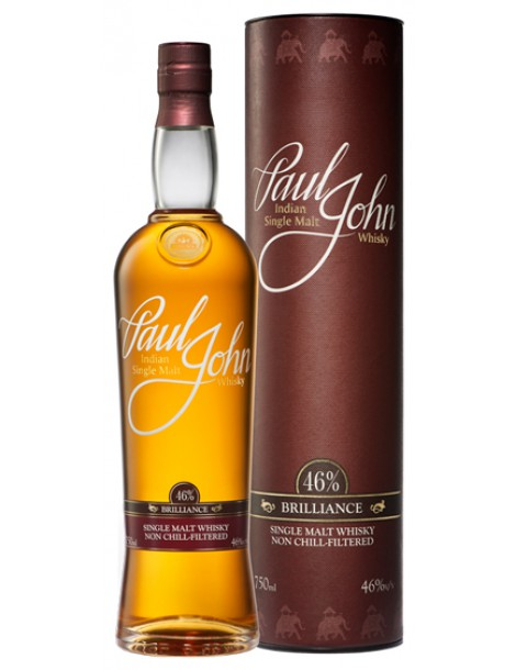 Виски Paul John Brilliance 46% 0,7