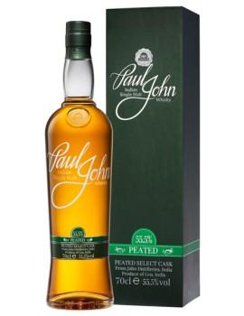 Виски PAUL JOHN Peated Select Cask 55,5% OF 0,7л