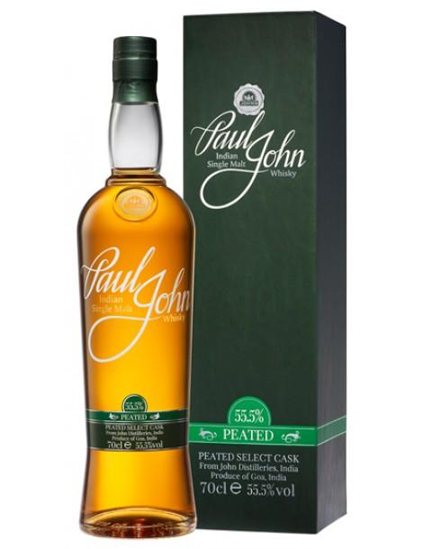 Виски Paul John Peated Select Cask 55,5% 0,7