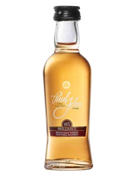 Виски PAUL JOHN Brilliance 46% OF 0,05л