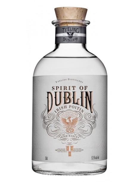 Виски Teeling Spirit of Dublin 52,5% 0,5л
