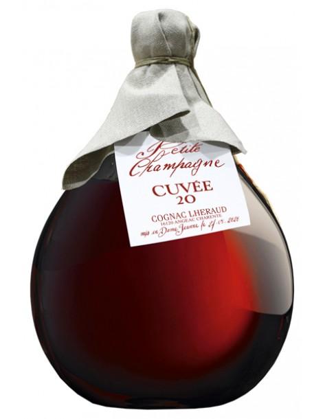Коньяк Lheraud Cognac Cuvee 20 43% 10.0л
