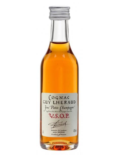 Коньяк Lheraud Cognac VSOP 40% 0,05л
