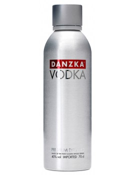 Водка DANZKA Vodka 40% 0.7л