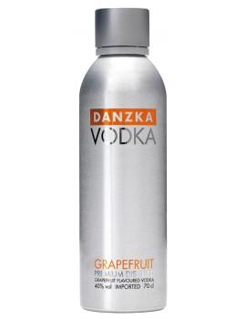 Водка DANZKA Grapefruit 40% 0.7л