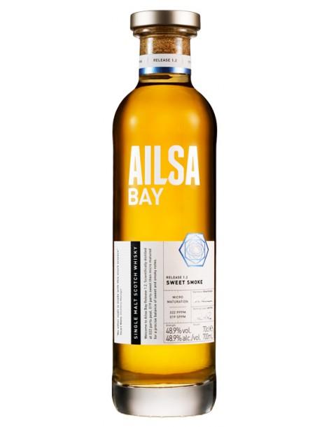 Виски Ailsa Bay 48,9% OF 0,7л