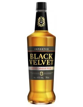 Виски Black Velvet 40% OF 0,7л