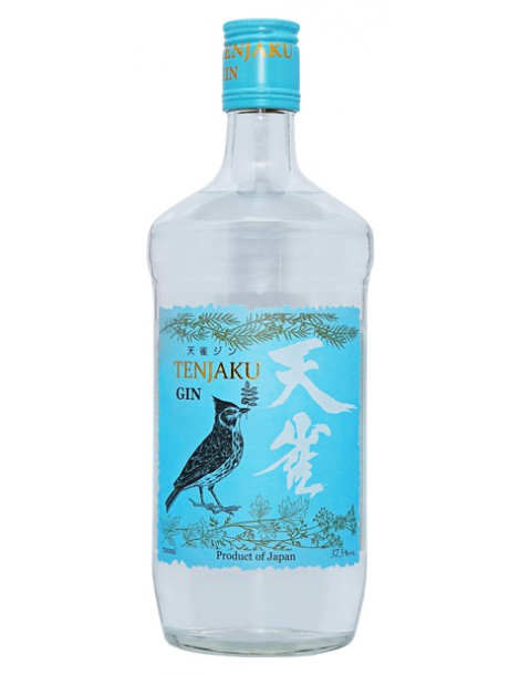 Джин Tenjaku Gin 37,5% 0,7л
