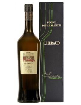 Вино ликерное Lheraud Pineau des Charentes Signature Ugni Blanc 18% 0,75л*